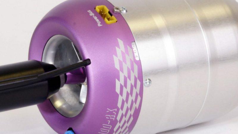 турбореактивный двигатель самолета