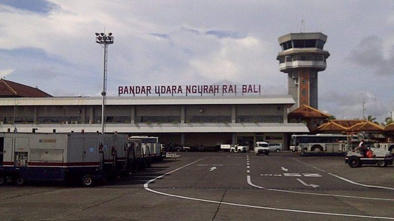 аэропорт прилета Бали