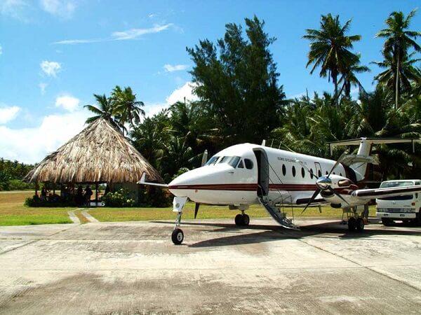 сколько аэропортов прилета на Сейшельских островах?