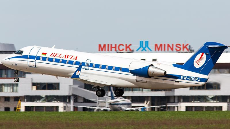 Время полета Москва-Калининград: рейс с пересадкой
