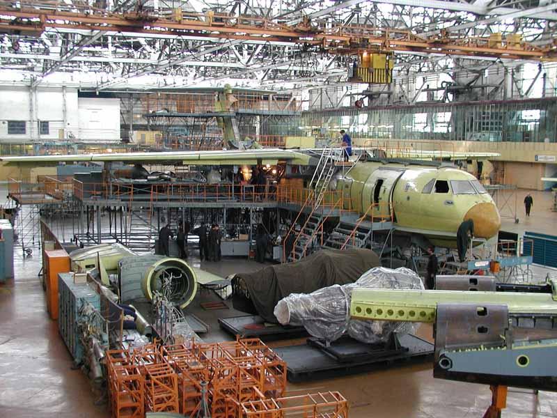 завод авиации