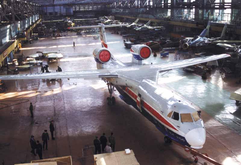 Иркутский авиационный завод 43