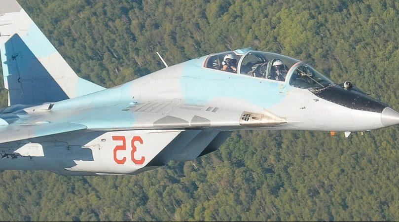 Полёт на Миг-29 цена2