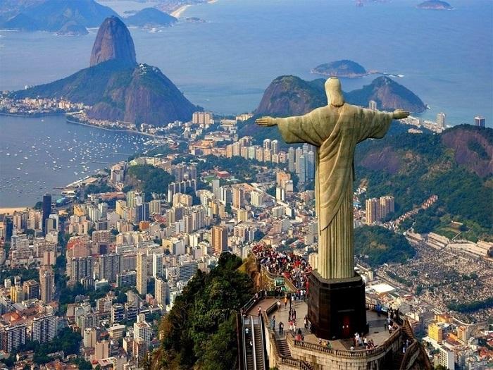 Путешествие в Рио с одной пересадкой
