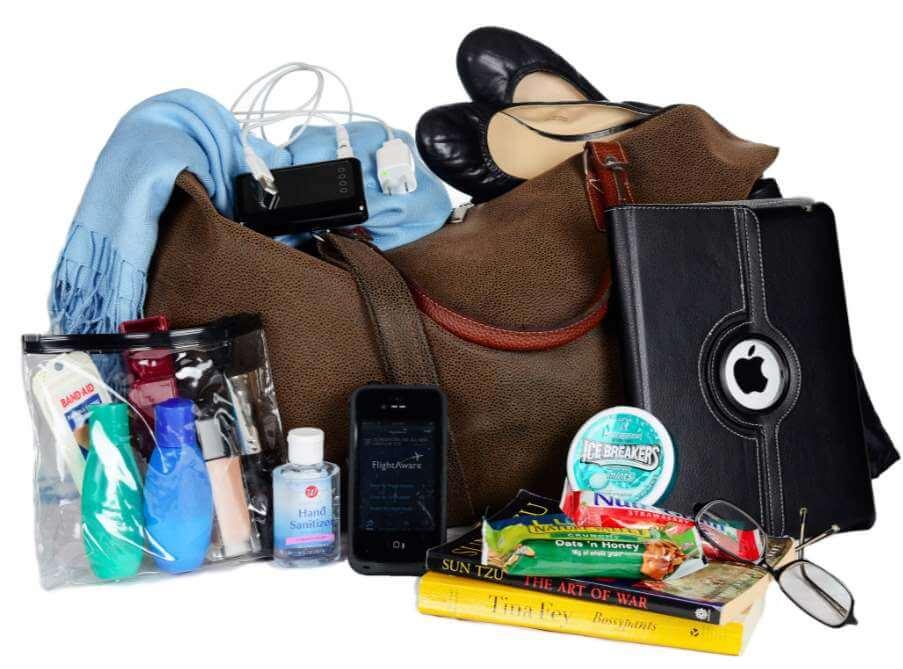 Правила упаковки разрешенных предметов