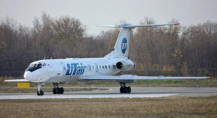 Ту-134 UTAIR