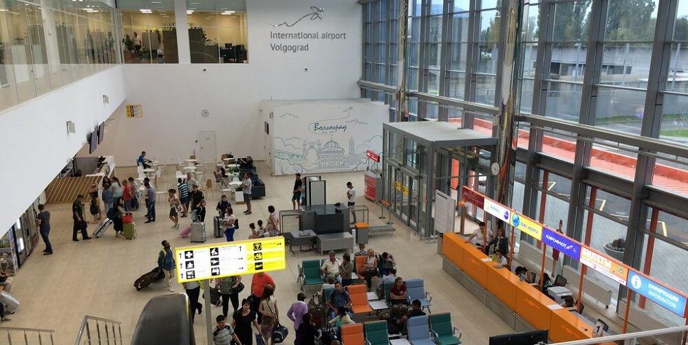 Расписание аэропорт Волгоград