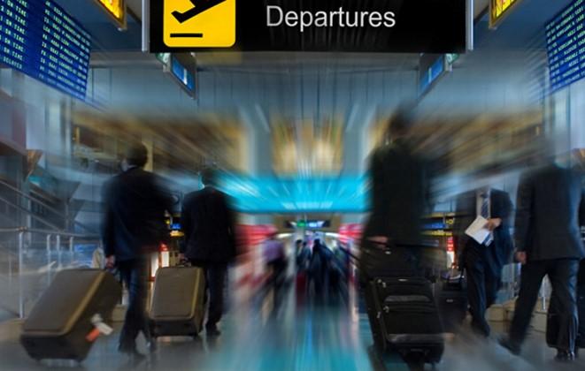 заканчивается регистрация в аэропорту