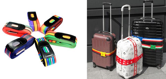Ремни для чемоданов