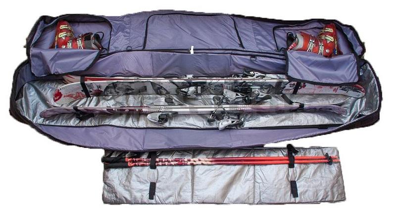 Лыжный и прочий спортинвентарь включается в норму багажа