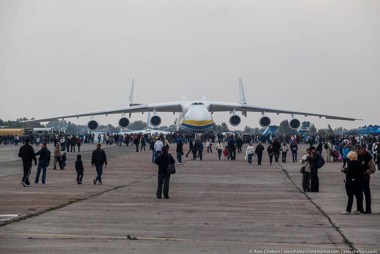 Самолет Мрия фото 2