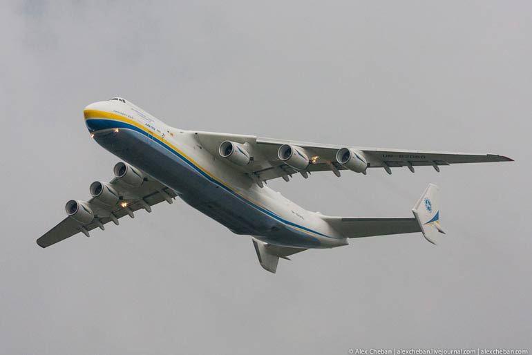 Самолет Мрия фото 3
