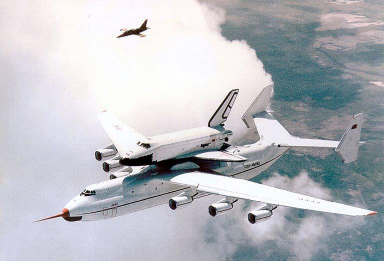 Самолет Мрия фото 4