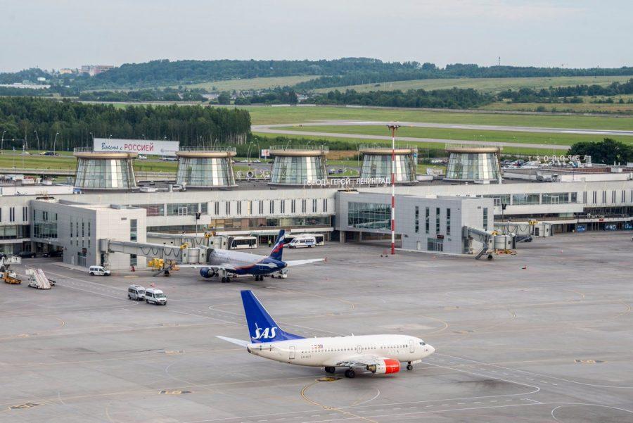 Аэропорт пулково в санкт петербурге