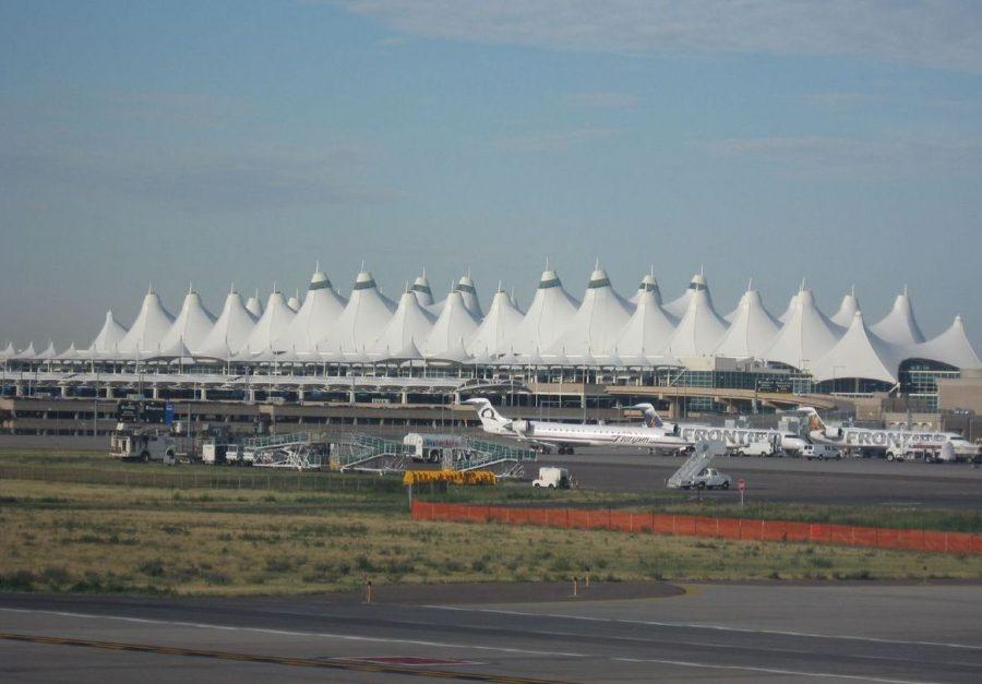 Международный аэропорт Денвера