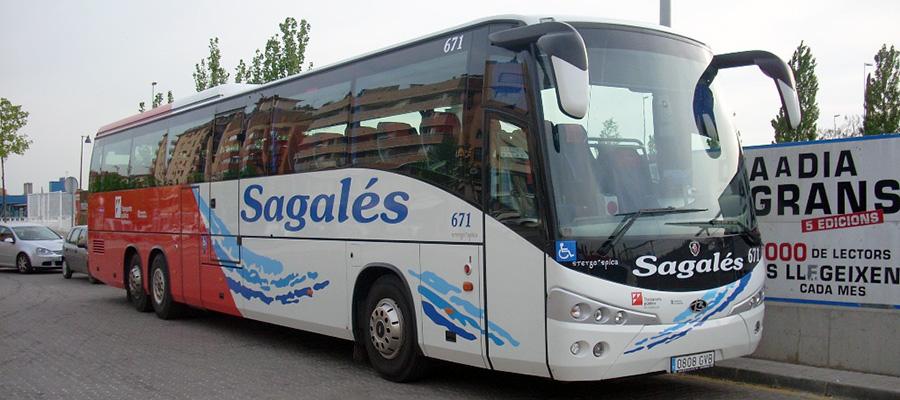 Автобус Sangales