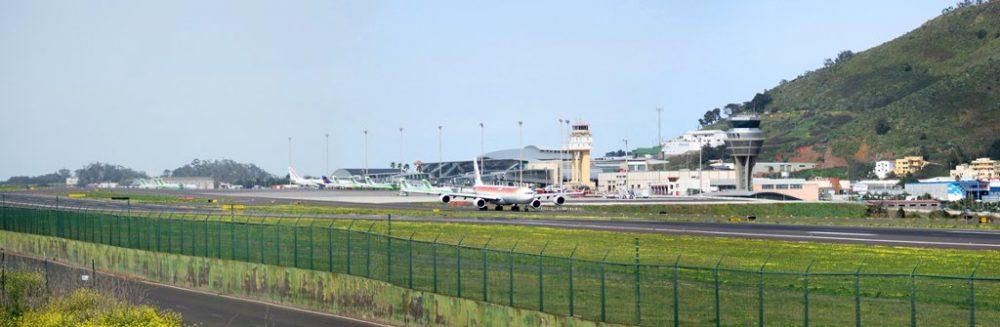 Северный аэропорт на Тенерифе