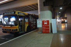 Шаттл бас между аэропортами в Бангкоке