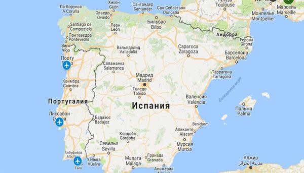 Сколько всего воздушных причалов в стране и куда прибывают гости из России