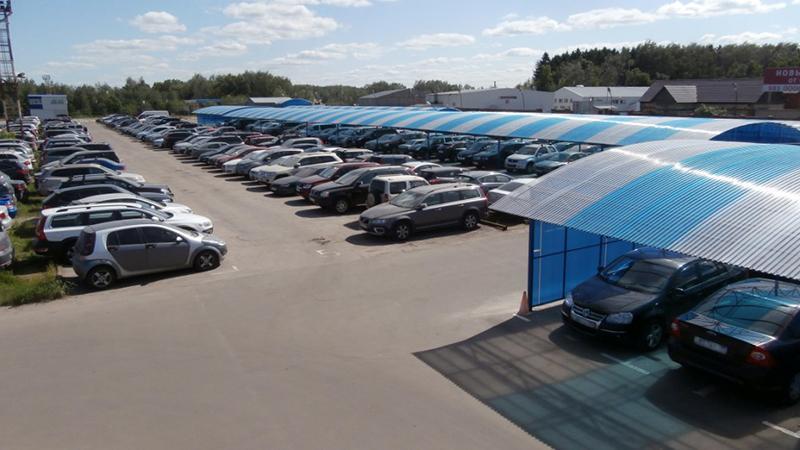 Парковки в Шереметьево рядом недорого