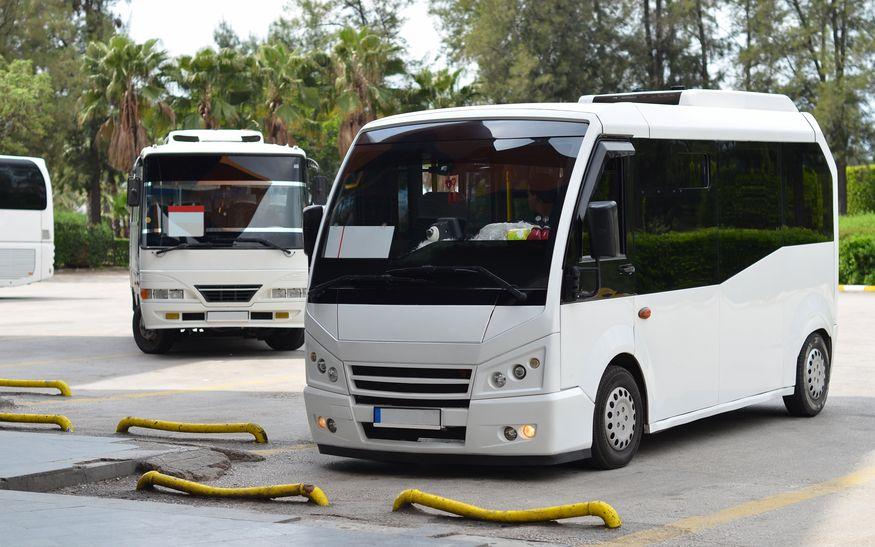 Автобус из аэропорта в город