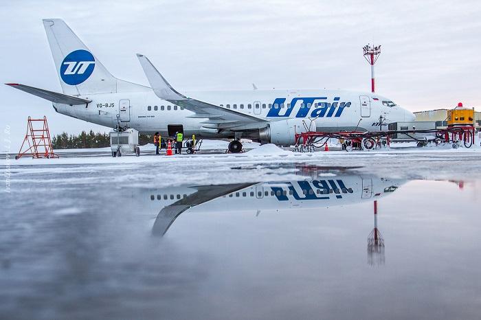 Стоимость авиабилета Москва — Ханты-Мансийск