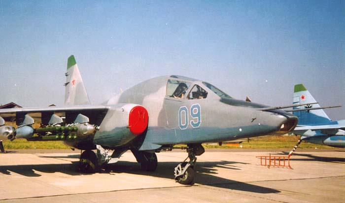 Су-25Т, Су-25ТК