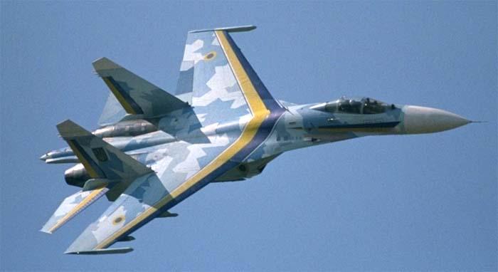 Топ 10 Самые быстрые самолеты на планете - СУ-27