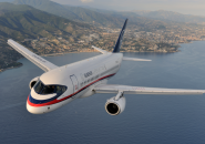 Sukhoi Superjet 100 фото 1
