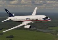 Sukhoi Superjet 100 фото 3