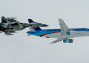 Sukhoi Superjet 100 фото 7