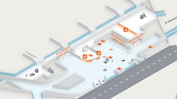 аэропорт Шереметьево схема проезда на машине к терминалу F