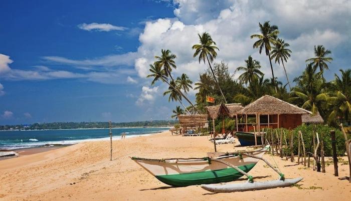 Тонкости полета в Шри-Ланку