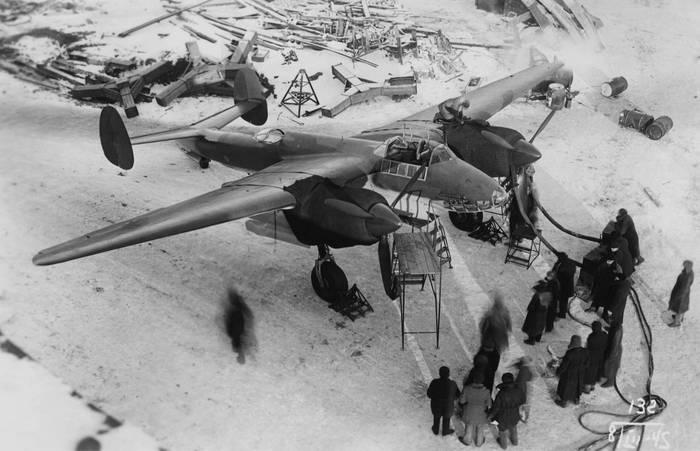 ТУ-2 испытания