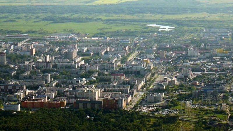 расстояние Москва Сахалин
