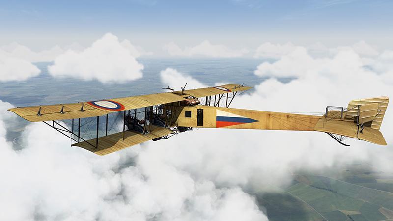 Кто создал военные самолеты: бомбардировщики