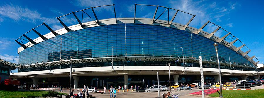 Аэропорт Внуково (Москва). Онлайн табло и расписание рейсов
