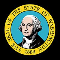 Лого (герб) Вашингтона