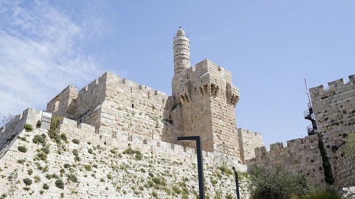 Иерусалим, Башня Давида