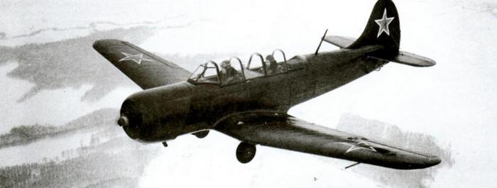 Модификации Як-18
