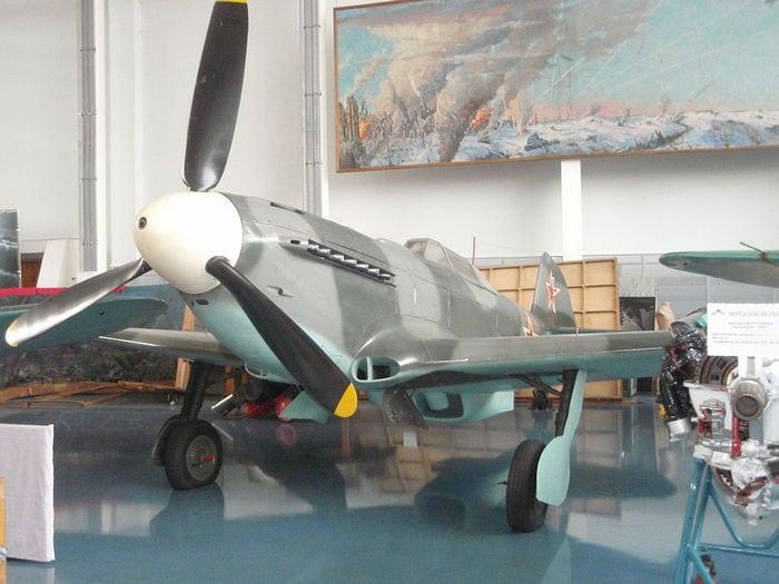 ЯК-9 в музее
